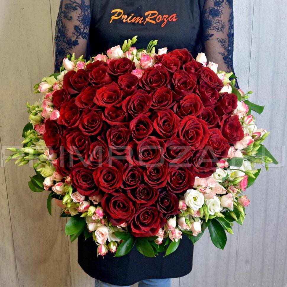 Цветы в виде сердца название